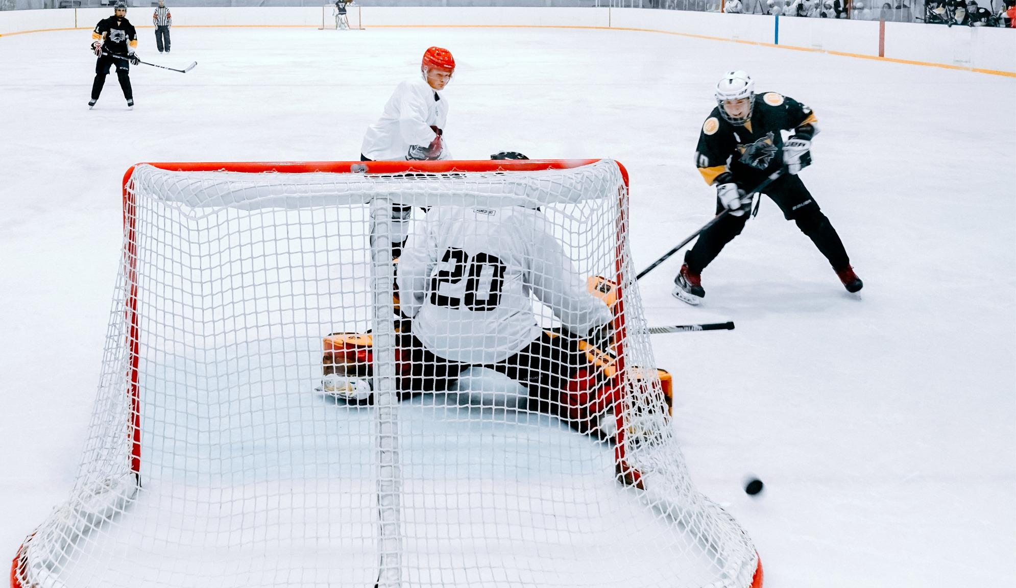 Badgy - Témoignage du club de hockey
