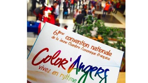 Badgy - Témoignage de la Jeune Chambre économique française sur la création de badges visiteurs