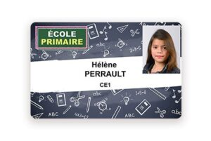 Badges scolaire Badgy