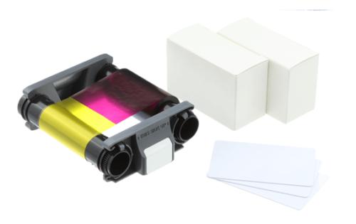 Badgy - Consummables kit printer