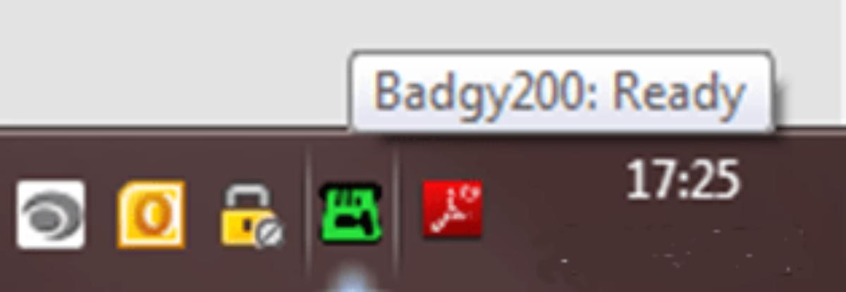 Visuel de l'icone de notification concernant le statut de l'imprimante